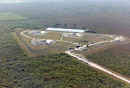 Image Credit: NPS.com (Aerial View of Nike Missile Base)